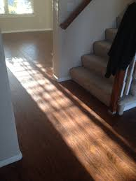 Hickory Laminate Flooring Menards by Floor Gorgeous Tones Of Red And Brown Will Brighten Up Your Room