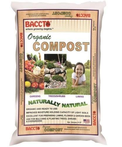 Michigan Peat Company Organic Compost - 0.8 Cubic Feet