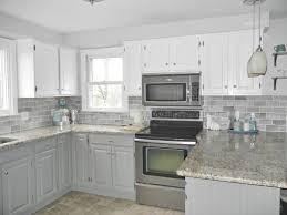 kitchen cement tile gray subway field glazed grey brick