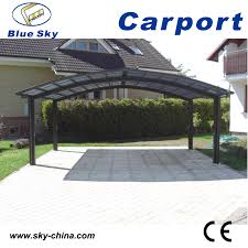 2 Car Metal Carport Aluminum Carport Curved Carport Buy Aluminum