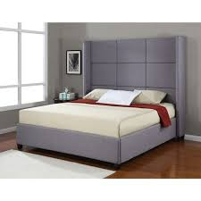 King Platform Bed With Headboard by Latest King Platform Bed With Headboard Details About Platform Bed