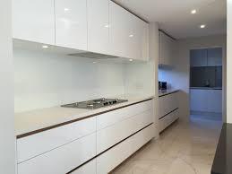 White Kitchen Splashback Glass Splashbackss Perth