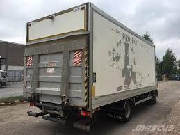 100 Uke Truck Volvo Fl2404x2kylkiaukeavakoriperalauta Box Body Trucks