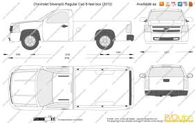 The-Blueprints.com - Vector Drawing - Chevrolet Silverado Regular ... Pickup Truck Bed Style Terminology Stepside Fleetside 2014 Chevrolet Silverado High Country 4x4 First Test Trend Uws Alinum Single Lid Crossover Tool Box Trifold Solid Hard Tonneau Cover Jr 0716 Toyota Tundra Theblueprintscom Vector Drawing Extended Cab Tacoma Truckbedsizescom Sierra 1500 Dybookpage165jpg Crew Amazoncom Premium 19882006 Decked Chevy 2017 Storage System