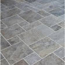 silver outdoor travertine tile pavers travertine direct