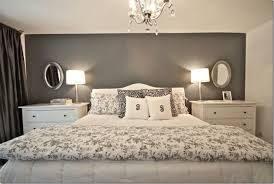 Gray Accent Wall