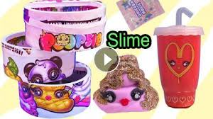 Mix And Make Your Own Unicorn Slime This Sounds Way Too Cool Does It Really Work Which Makers Will Be Inside Of The Surprise Blind Bags Now