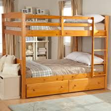 Storkcraft Bunk Bed by Wooden Bunk Beds Double Deck Bed Generva
