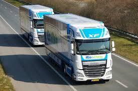 100 Daf Truck Selfdriving Trucks Coming To UK Roads In 2018 Motoring Research