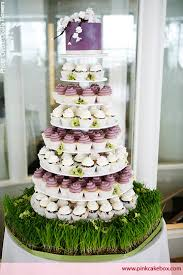 Cool Wedding Cupcake Cake 7