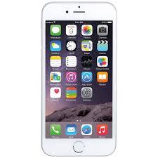 Amazon Apple iPhone 6 16 GB Unlocked Silver Cell Phones