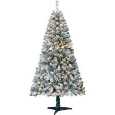Barcana Christmas Tree Stand by Holiday Time Pre Lit 6 U0027 Alpine Fir Artificial Christmas Tree