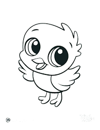 Cute Animal Coloring Pages For Epic Free Book With Printable