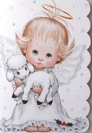 Ebay Christmas Trees India by Morehead Baby Child Angel Halo Lamb Sheep Christmas Holiday