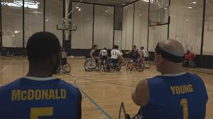 Mary Free Bed Grand Rapids Mi by Wheelchair Basketball Team Grand Rapids Pacers Vying For