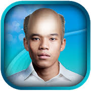 Kepala Botak Photomontage