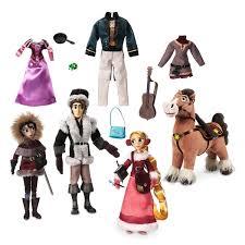 Asda Mini Disney Dolls