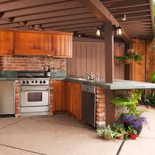 Backyard Landscaping Ideas For A Grill Master Family Handyman