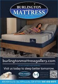 Burlington Mattress Gallery Mattress Store Prineville Oregon