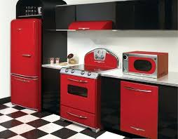 Old Style Kitchen Appliances Accessories Red What Are The Perfect Home Design