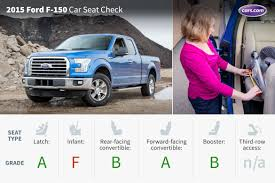 2015 Ford F-150 SuperCab: Car Seat Check | News | Cars.com Tow Trucks For Leford650sacramento Caused Medium Duty Used Lifted 2015 Ford F150 Xlt Ecoboost 4x4 Truck Sale 2002 Red 4dr Pickup Seat Belts Parts For Page 83 2013 Platinum 2006 F250 Larist 4x4 Heated Leather Seats Sale In Bench Seat Upholstary This Is How It Turned Out 2011 Xl Extended Cab Lift Gate At West Chester With Cute Interior And S Oem Replacement Covers Velcromag C10 Chevy Install A Split 6040 7387 R10 Chevy Truck Bench Two Tone Ideas My Next Project