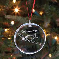 2018 Sportys Christmas Ornament From Sportys Pilot Shop