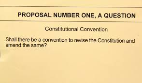 Constitutional convention rejected soundly Times Union