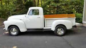 1954 Chevrolet Pickup 3100 Restored - Magnusson Classic Motors In ...