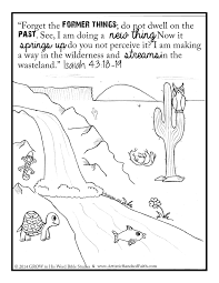 Coloring Pages Of Many Verses The Bible
