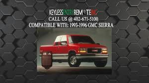 How To Replace GMC Sierra Key Fob Battery 1993 1994 1995 1996 - YouTube 1gdfk16r0tj708341 1996 Burgundy Gmc Suburban K On Sale In Co Sierra 3500 Sle Test Drive Youtube 2000 Gmc Tail Light Wiring Diagram 2500 Photos Informations Articles Bestcarmagcom Specs News Radka Cars Blog Victory Red Crew Cab 4x4 Dually 19701507 2gtek19r7t1549677 Green Sierra K15 Ca 1992 Jimmy Engine Basic Guide 4wd Wecoast Classic Imports Chevrolet Ck Wikipedia Pickup Horn Wire Center Information And Photos Zombiedrive