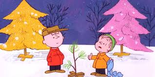 Christmas Tree Type Crossword by A Charlie Brown Christmas U0027 Almost Never Happened