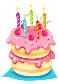 1073 Best images about DESSETS CLIP ART on Pinterest Happy Birthday