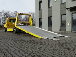 100 New Tow Trucks For Sale IVECO Daly 35S18 Schiebeplateau VOLLALU 3500 KG Tow Truck For