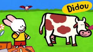 Coloriage Vache Et Veau