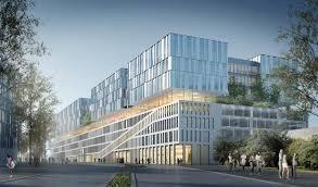 immeuble bureau 2 3 4 architecture immeuble de bureaux parcotrainmassy 91