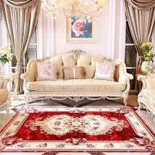 European Luxury Rugs And Carpets For Home Living Room Study Restaurant Carpet Coffee Table Floor