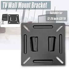 KINCO 12 24 Inch Screen Wall Mount Bracket LCD LED Plasma Monitor TV