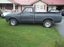 100 Short Bed Truck 67 Thru 72 Gmc Short Bed Truck V8 3 Spd
