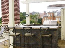 Outside Patio Bar Ideas by Outdoor Patio Bar Designs Video And Photos Madlonsbigbear Com