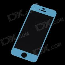 MOCOLL Premium Tempered Glass Screen Protector for Iphone 5 5s