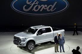 Ford Atlas Concept Signals Next F Series, Fuel-economy Advances