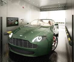 100 Car Elevator Garage Unreal Penthouse Features A Private For S Aluxcom