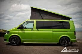 Viper Green Metallic Ashton Vw Campervan With
