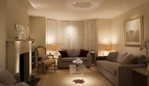 light design of living rooms smith design