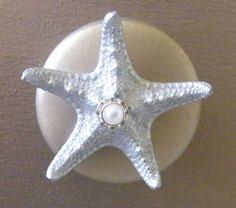 White Starfish Cabinet Knobs by Liberty Seaside Cottage 1 3 8 In Antique White Starfish Cabinet