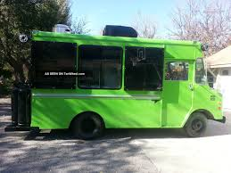 100 Concession Truck 1982 Grumman P 30 Food Custom