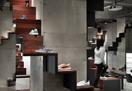New Product Display From Puma House In Tokyo