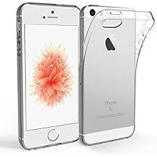 coque iphone 5s 5 se ultra transparente silicone en gel tpu