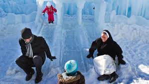 Stillwater Pumpkin Patch by Ice Castle Returns To Stillwater This Winter Coinciding With