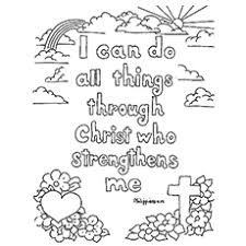 Bible Verse Coloring Pages For Your T Great Kids With Verses
